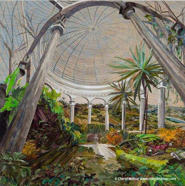 artwork by Cheryl Molnar